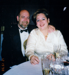 Hans and Susan in 2001